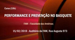 Curso: Performance e Prevenção no Basquete