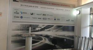 Ganhadores do XIV Congresso Paulista de Medicina Desportiva