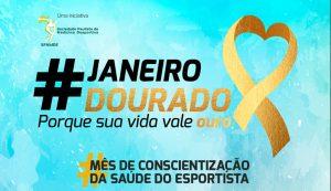 Camisa do Janeiro Dourado: Faculdade de da Unicamp apoia a causa